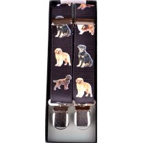 Adjustable Clip Braces with Dogs
