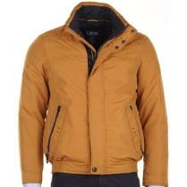 Aqua Tex Blouson in Mustard or Taupe