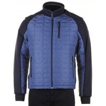 Blue or Navy Short Padded Coat