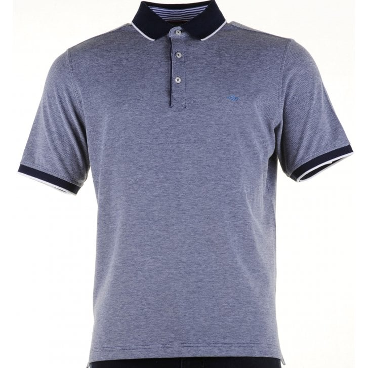 BAILEYS Classic Cotton Polo Shirt