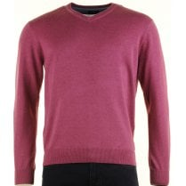 Prima Cotton Stretch  V Neck Knitwear