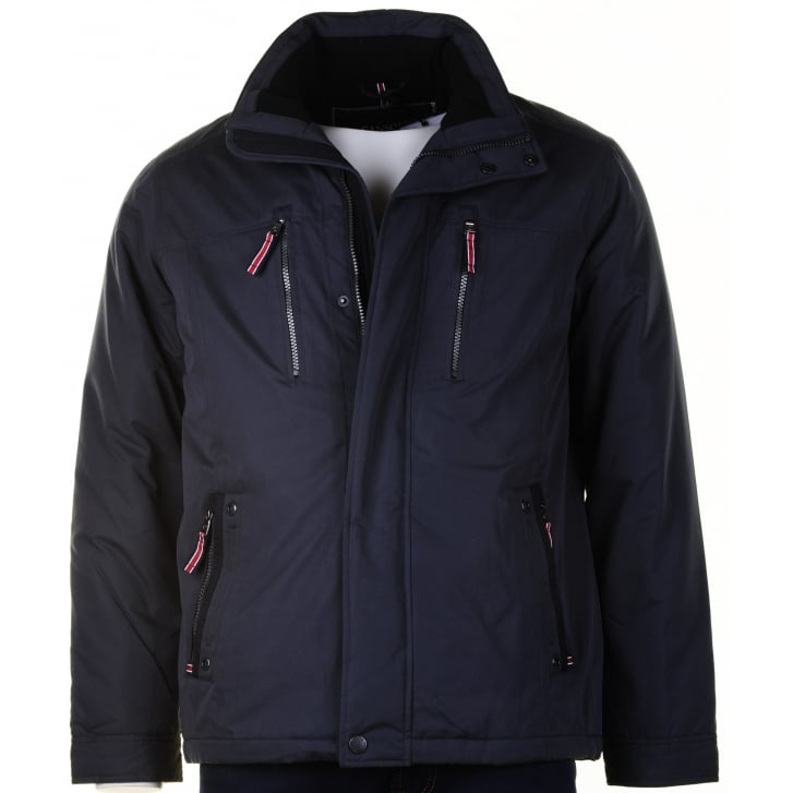 CANSON Warm Light Weight Water Repellant Navy or Wine Coat