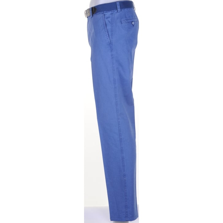 GURTEEN Classic Fit Cotton Stretch Chino