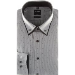 Cotton Luxor Shirt with Double Collar