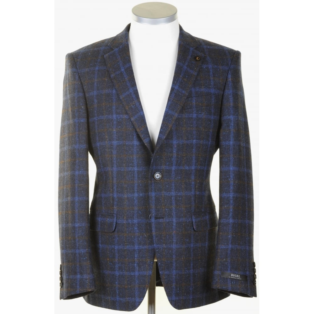 Add debonair, sophisticated appeal with attractive sport jackets for men. They wow at the office, but this article of men's apparel is amazingly versatile. From date nights to weddings to nights out with the guys, a sport coat always wows.