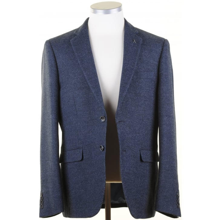 FALABELLA Navy and Black Mens Sports Jacket