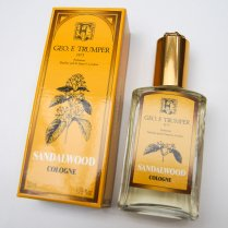 50ml Sandlewood Cologne in Glass Atomiser Bottle,
