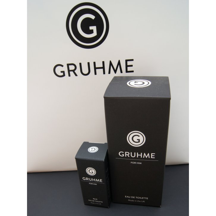 GRUHME No.14 Fragrance for men
