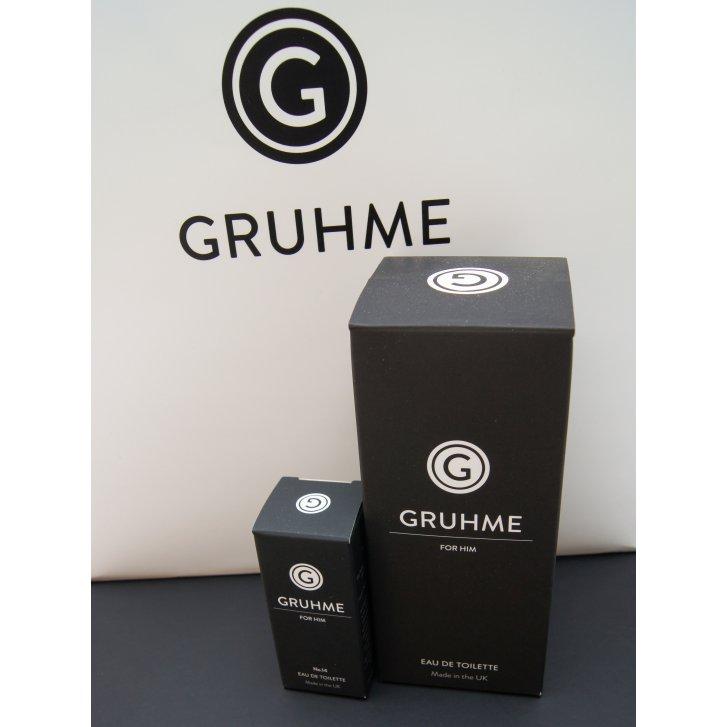 GRUHME No.14 Fragrance for men