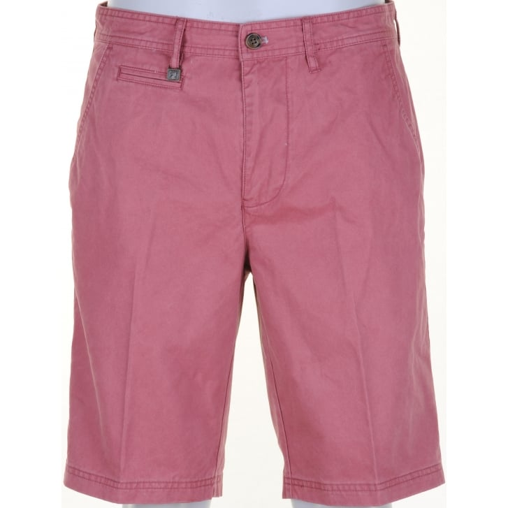 GURTEEN Mens Classic Fit Cotton Shorts