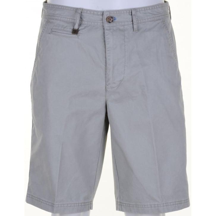 GURTEEN Mens Classic Fit Cotton Shorts