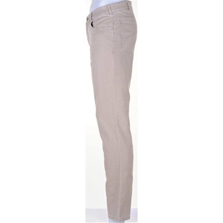 MEYER Cotton Chino Jean in Style Arizona in Blue or Beige