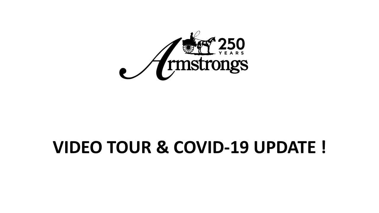 VIDEO TOUR & COVID-19