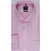 Cotton Pink Checked Shirt