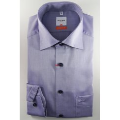 Pure Cotton Non Iron Long Sleeved Twill Shirt