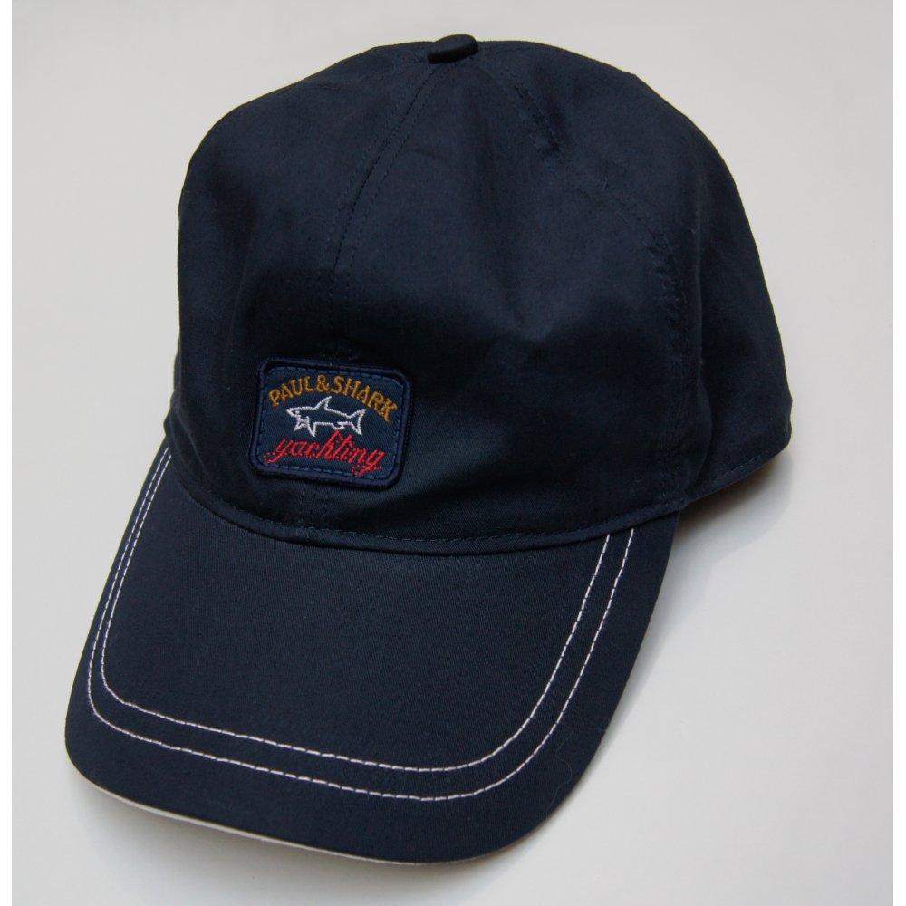 paul shark cap