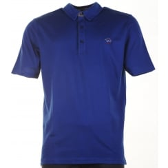 Cotton Pique Polo Shirt with Logo