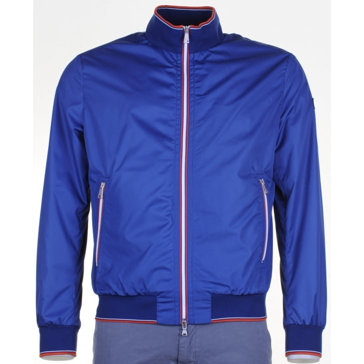 PAUL & SHARK Light Weight Fashion Jacket in Blue or Orange
