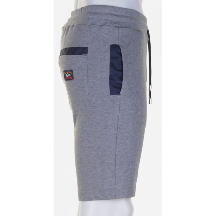 PAUL & SHARK Slim Fitting Jogging Shorts