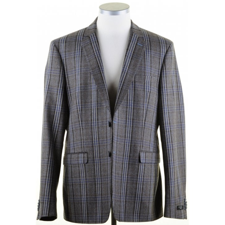 GIORDANO Prince of Wales Check Tailored Jacket