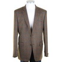 Jacket Green Tweed Green/long