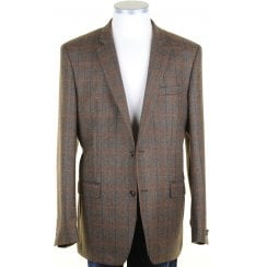 Jacket Green Tweed Green/long