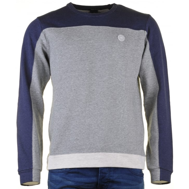 SCOTCH & SODA Sweatshirt Cnck Grey