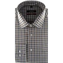 Non Iron Cotton Check Shirt