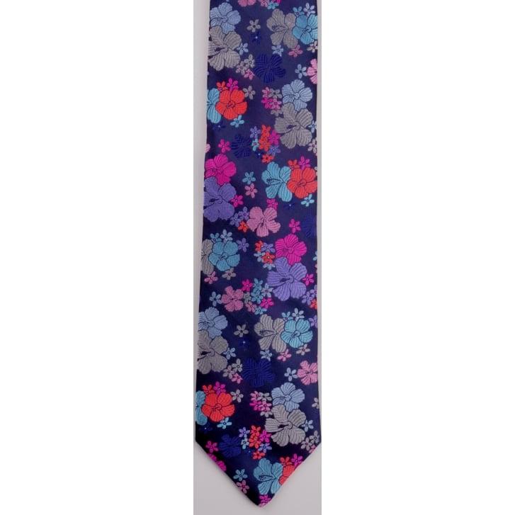 VAN BUCK Platinum Limited Edition English Silk Tie