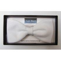 White Marcella Bow Tie