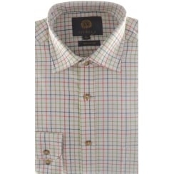 Classic Cotton Tattersall Check Shirt